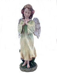 19236 Standing Praying Angel