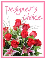 Designers Choice - Valentine's Day