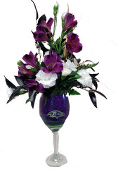 DFF347 Cheers to the Home Team Bouquet