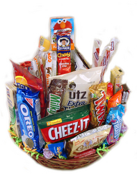 DFI39 Snackers Basket