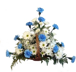 DFS365 Funeral Table Basket