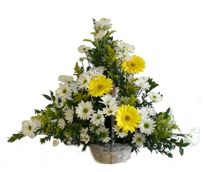 DFS376 Funeral Table Basket