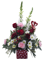 DFV2 Cupid's Love Bouquet