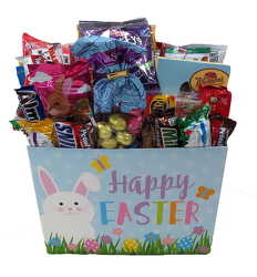 Easter Box filled with Snack Foods