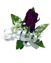 P3 Single Rose Corsage