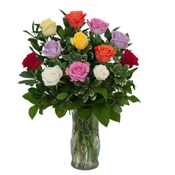 TMF-601 Dozen Roses - Mix it up!