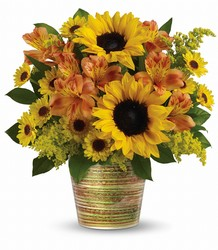 G100A Teleflora's Grand Sunshine Bouquet