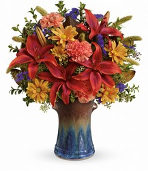 T200A Teleflora's Country Artisan Bouquet