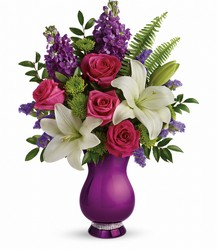 M100A Teleflora's Sparkle And Shine Bouquet