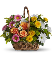 T213-2A Sweet Tranquility Basket