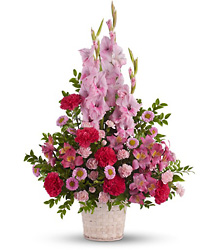 T221-4A Heavenly Heights Bouquet