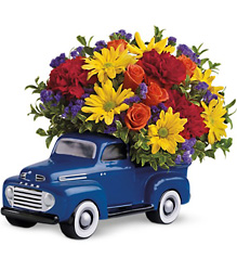 T25-1A '48 Ford Pickup Bouquet