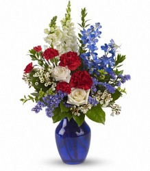 T502-1A Sea to Shining Sea Bouquet