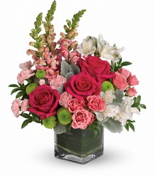 T600-5A Garden Girl Bouquet