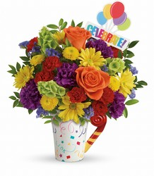 T601-7A Celebrate You Bouquet