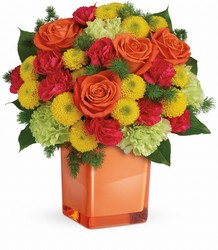 TEV43-3A Citrus Smiles Bouquet