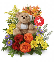 TEV52-3A Get Better Bouquet by Teleflora