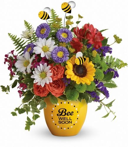 Tev53 1a Garden Of Wellness Bouquet