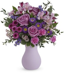 Prettiest Purple Bouquet