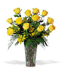 TF37-1 Yellow Roses